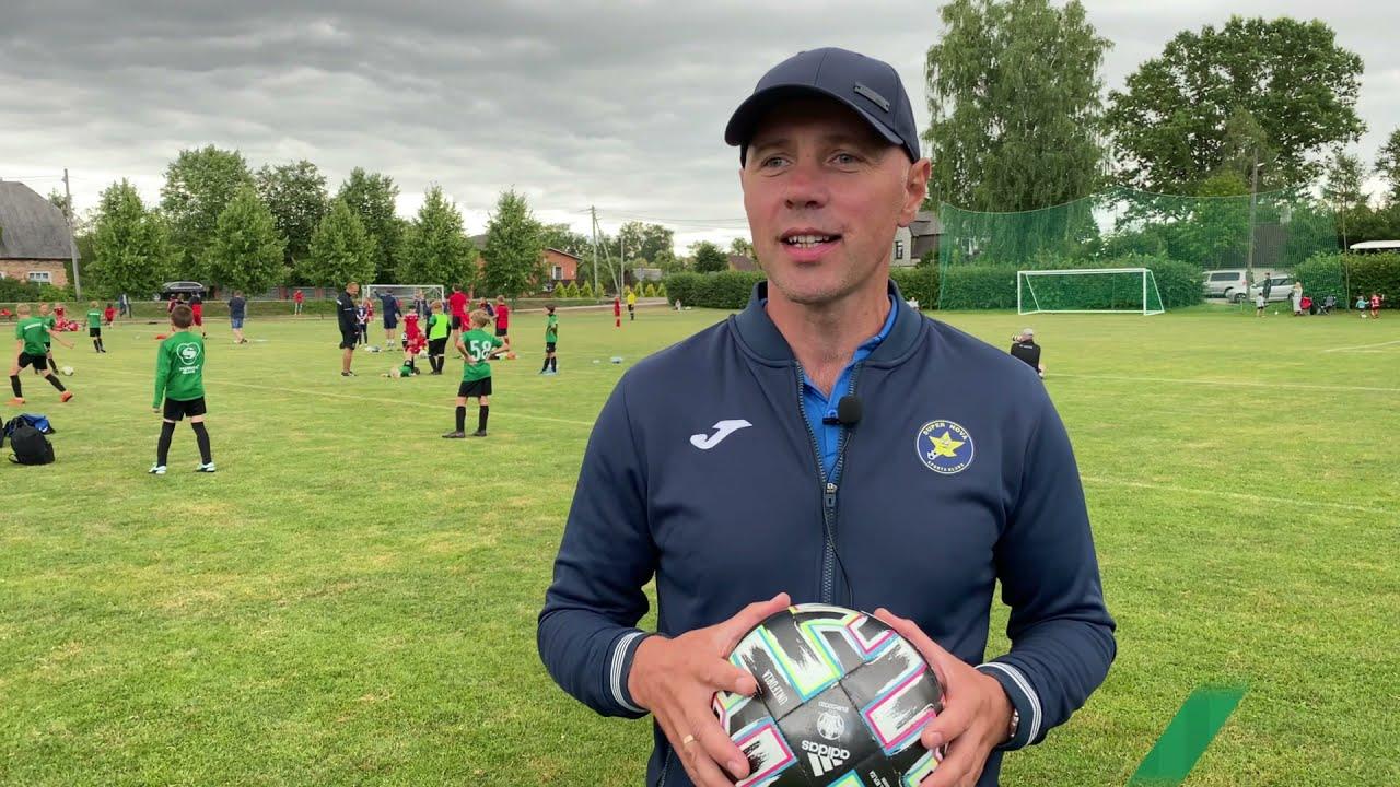 #FutbolsReģionos: saruna ar SK